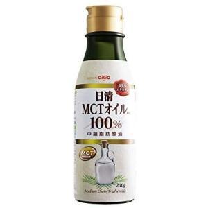 日清オイリオ MCTオイル HC 200g|merock