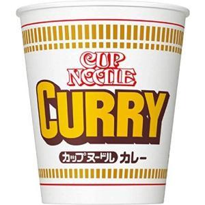 日清 カップヌードル カレー 87g×20個 (通常品) merock