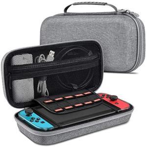 Nintendo Switch 対応スイッチ ケース スイッチ ケース switch カバー アクセサリー セット ニンテンドースイッチ (グレー)|merock