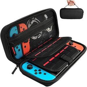 Nintendo Switch対応Nintendo Switch ケース 任天堂スイッチ ケース 保護カバー 収納バッグ 防塵 防汚 耐衝撃 (S)|merock