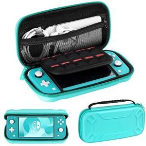 Nintendo Switch Lite ケースZtotop ニンテンドー スイッチ2019 軽量 耐衝撃 全面保護 キャリングケース (ブルー)|merock