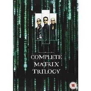 The Matrix Trilogy [Blu-ray] [Import] merock