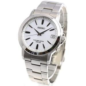 [セイコー]SEIKO 腕時計 SPIRIT スピリット ソーラー 電波時計 SBTM167 メンズ|merock