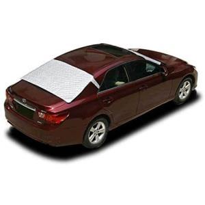 PureNicot 自動車用 リアガラス サンシェード 取り付け 簡単 雪 霜 から 守る 凍結防止 日除け 保護 カバー カー用品 リア用(リア)|merock