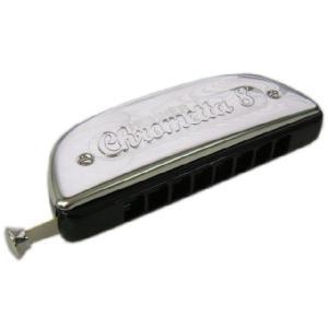 HOHNER クロマチックハーモニカ Chrometta8 (ホーナー クロメッタ8)|merry-net