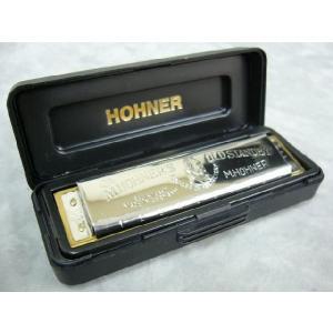 HOHNER 10穴ハーモニカ Old Standby 34B/20 C調 ホーナー オールドスタンバイ|merry-net