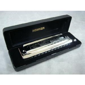 """HOHNER(ホーナー)クロマチックハーモニカ Toots""""Hard Bopper"""" 7539/48 (トゥーツ/ハードバッパー)【お取り寄せ】 merry-net"""