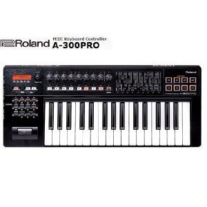 ローランド A-300PRO-R/MIDIキーボードコントローラー Roland A300PRO-R|merry-net