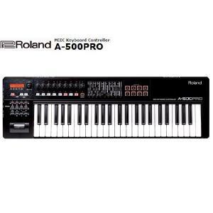ローランド A-500PRO/MIDIキーボードコントローラー Roland A500PRO-R|merry-net