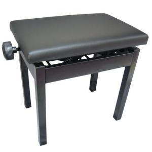 ピアノ椅子 高低自在タイプ 黒色 イトマサ AP-BK ブラック|merry-net