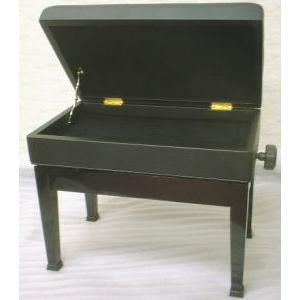 ピアノ椅子 小物 楽譜入れ付 AX イトマサ|merry-net