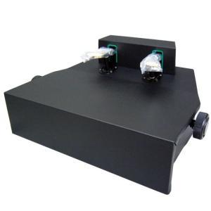 ピアノ 補助ペダル AX-100 ペダル付き足台/コンクール適応機種