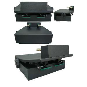 ピアノ 補助ペダル AX-100 ペダル付き足台/コンクール適応機種|merry-net|02