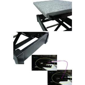 ピアノ 足置き台 ラック式昇降 AX-SZ 補助台|merry-net|03