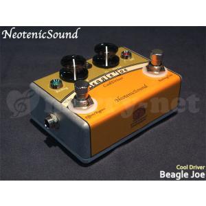 NeotenicSound クールドライバー Beagle Joe 生産完了モデル ネオテニックサウンド エフェクター EFFECTORNICS ENGINEERING|merry-net