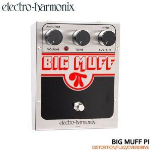 Electro-Harmonix ファズ BIG MUFF PI ビッグマフ ディストーション エレ...