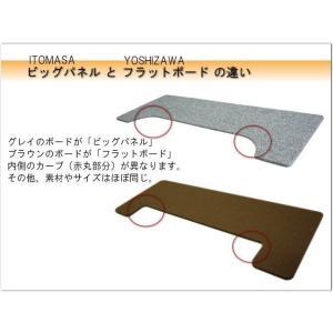 ピアノ用 床補強ボード:イトマサ ビッグパネル BP グレイ|merry-net|03