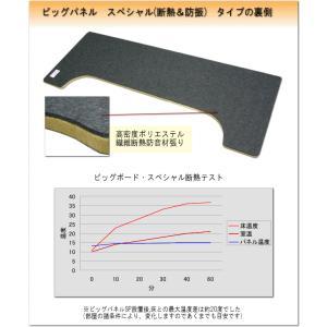 ピアノ用 床補強ボード:イトマサ ビッグパネル スペシャル BP ベージュ/耐熱&防振用 merry-net 03