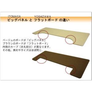 ピアノ用 床補強ボード:イトマサ ビッグパネル スペシャル BP ベージュ/耐熱&防振用 merry-net 04