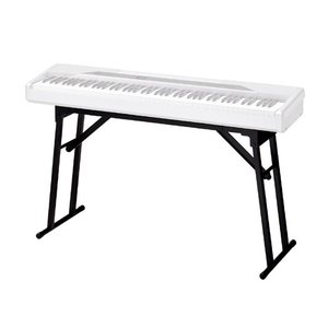 電子ピアノ「カシオ プリヴィア」専用折りたたみスタンド CS-53Pです。  本体だけ購入された方、...