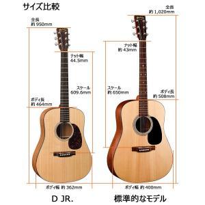 Martin コンパクトアコースティックギター Dreadnought Junior D Jr. ドレッドノートジュニア マーチン merry-net 03