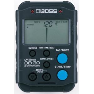BOSS メトロノーム DB-30 ドクタービート : ボス Metronome Dr. Beat|merry-net