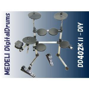 入門向け電子ドラム(初心者向け)MEDELI(メデリ)DD402KII-DIY(在庫あ子ドラム(初心者向け)MEDELI(メデリ)DD402KII-DIY|merry-net