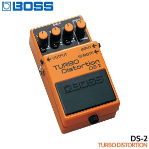 BOSS ターボディストーション DS-2 TURBO Distortion ボスコンパクトエフェクター|merry-net