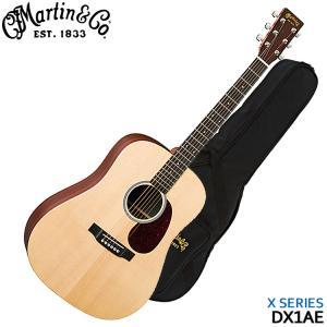Martin アコースティックギター DX1AE Xシリーズ エレアコ DX-1AE マーチン