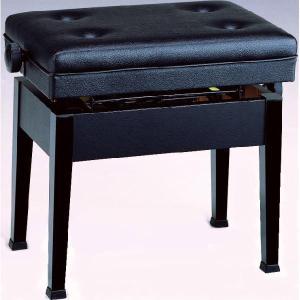 ピアノ椅子 レッスン用 メモリーチェア E-565 ピアノ転倒防止機能付き|merry-net