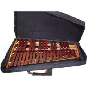 コオロギ 木琴 シロフォン ECO32 卓奏用 ソフトケース付|merry-net