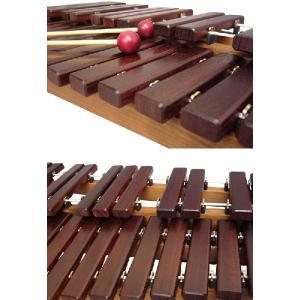 コオロギ 木琴 シロフォン ECO32 卓奏用 ソフトケース付|merry-net|02