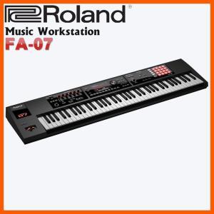 Roland ローランド シンセサイザー FA-07(76鍵ミュージックワークステーション)|merry-net