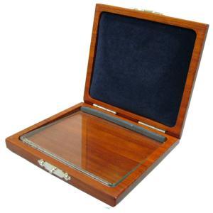 GALAX 木製リードケース ローズウッド B♭クラリネット 6枚用/ アルトサックス 5枚用 GC-R|merry-net