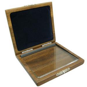 GALAX 木製リードケース ウォルナット B♭クラリネット 6枚用/ アルトサックス 5枚用 GC-W|merry-net