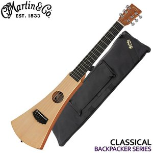 Martin トラベルギター Backpacker Classical GCBC マーチンバックパッカー|merry-net