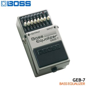BOSS ベースイコライザー GEB-7 Bass Equalizer ボスコンパクトエフェクター|merry-net