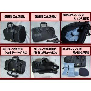 GARD BAGS フリューゲルホルン用 ケース ブラック(GFN-BK)/ガードバッグス(ガードバックス)|merry-net|02