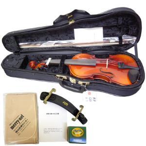 バイオリン 初心者 ルドルフ・フィドラー GOF 4/4 入門セットの画像