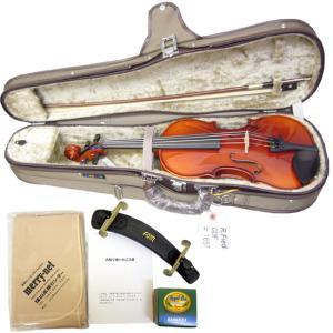 子供用 分数 バイオリン ルドルフ・フィドラー GOF 1/8 入門セット|merry-net
