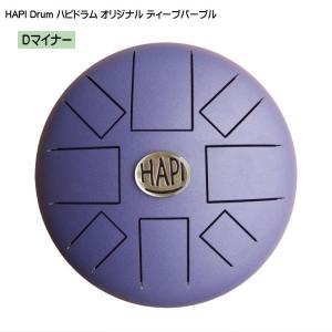 HAPI Drum オリジナル Dマイナー ディープパープル ハピドラム スリットドラム merry-net