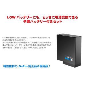 GoPro HERO7 BLACK 本体 + 旅行・持ち出しにお勧めのアクセサリーを選定 旅セット|merry-net|06