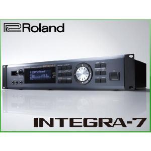 Roland ローランド INTEGRA-7 インテグラ7 音源モジュール|merry-net