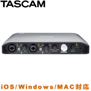 TASCAM iOS/Windows/MAC対応 USBオーディオインターフェイス iXR merry-net