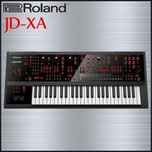 在庫あり■Roland クロスオーバー・シンセサイザー JD-XA (新規開発のアナログシンセ・パート)|merry-net