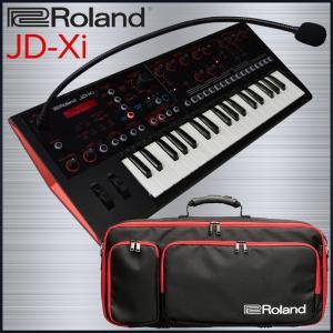 Roland JD-Xi デジタル&アナログシンセサイザー (ソフトケース付き)