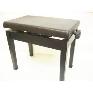 デジタルピアノピアノ椅子 木製脚 ダークローズ 色 K-48|merry-net