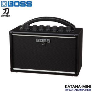 BOSS コンボギターアンプ KATANA-MINI ボス 刀 KTN-MINI merry-net