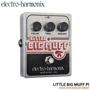 Electro-Harmonix ファズ LITTLE BIG MUFF PI リトルビッグマフ デ...
