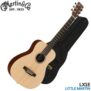 Martin ミニアコースティックギター エレアコ Little Martin LX1E リトルマーチン|merry-net